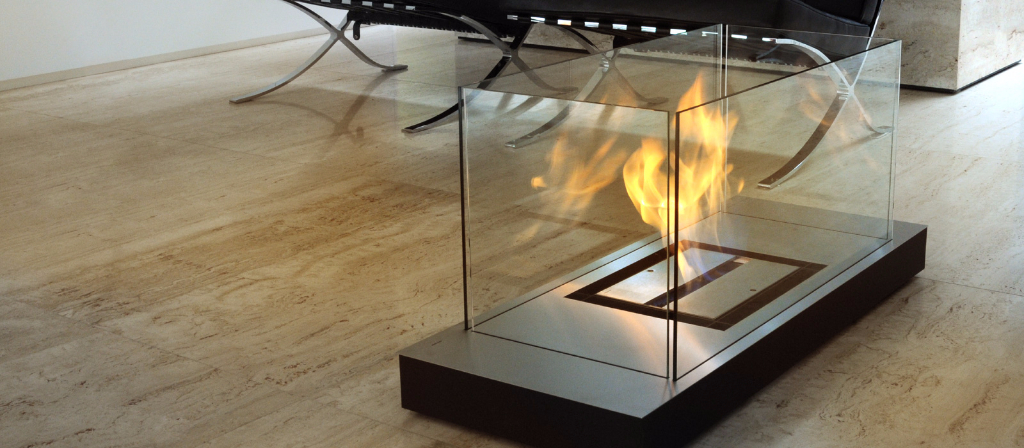 Bioethanol Kamine von RADIUS DESIGN